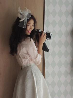 Park Shin Hye CeCi 2013