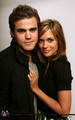 Paul & Torrie - paul-wesley-and-torrey-devitto photo