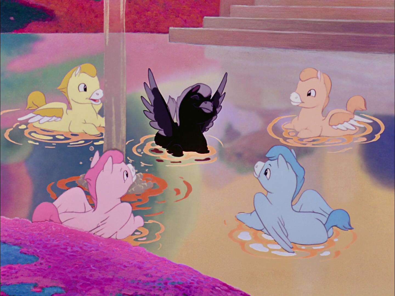 Fantasia images Pegasus Family HD wallpaper and background photos ... e578ca6d204