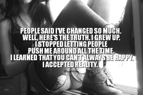 citations fond d'écran called People Change