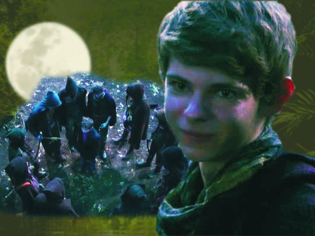 Peter Pan wolpeyper