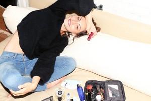 Phoebe Tonkin for Denim Frame (Emily Weiss, 2013)