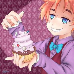 Poisened cupcake!X.X