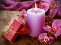 Pretty Candles - candles photo