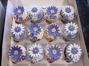 Purple 컵케익 ♥