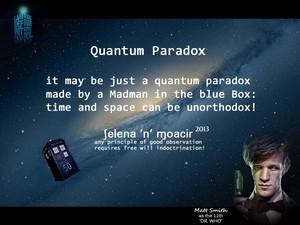 Quantum Paradox