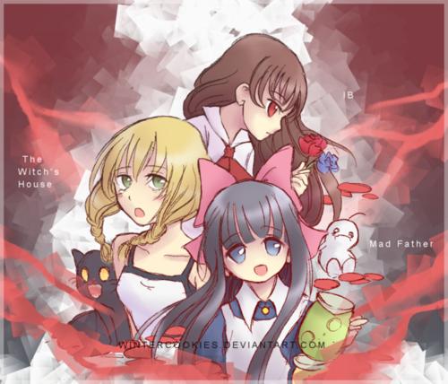 RPG Girls   Indie horror, Rpg horror games, Fox art