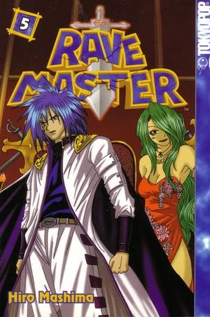 Rave Master!<3