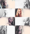 Rebekah Mikaelson in 1x02 + looking down - rebekah fan art