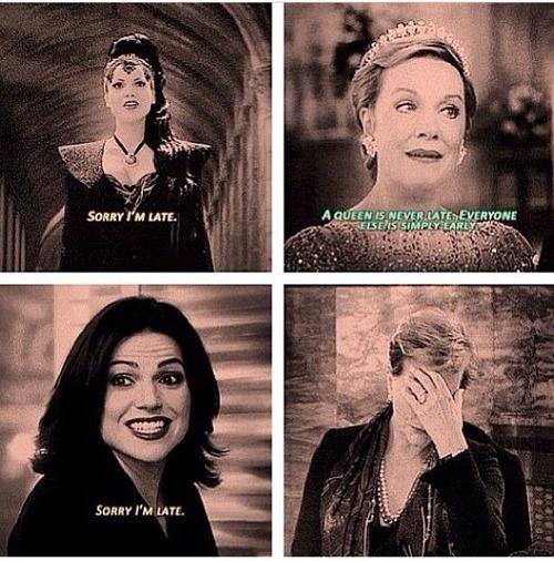 Regina - Queen's lessons