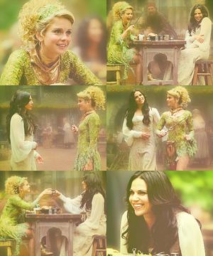 Regina & টিংকারবেল