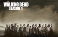 SEASON 4 COMPLETE CAST POSTER The Walking Dead - the-walking-dead photo