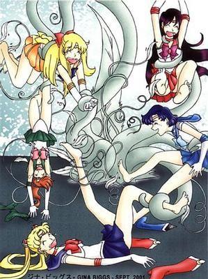 Sailor Tickles