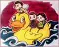 Sam, Dean & Cas