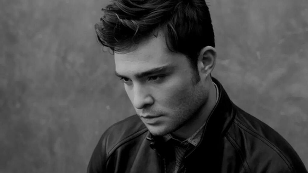 Ed Westwick Screencaptures from Ed Westwick video for August Man ...
