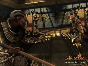Screenshot Stargate SG-1: Unleashed Ep2