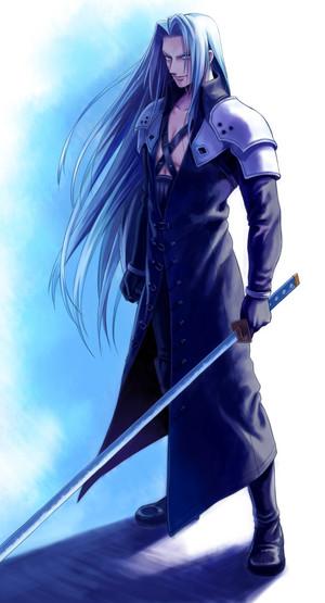 Sephiroth peminat Art