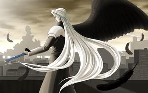 Sephiroth shabiki Art