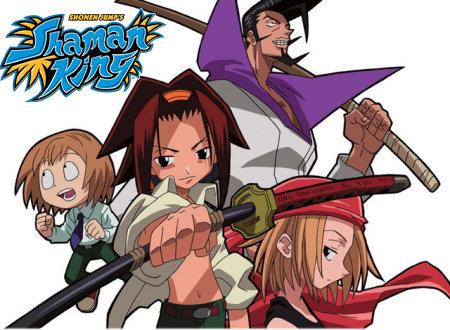 anime debat wallpaper containing anime titled Shaman King