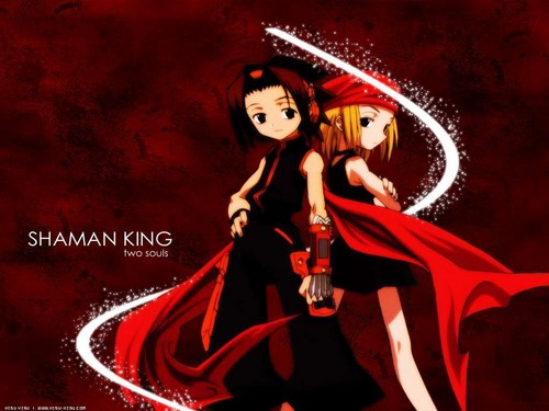 anime debat wallpaper with anime entitled Shaman King