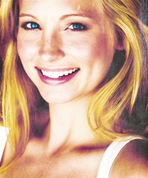 She [Caroline] is sassy, she likes to say things for the shock factor sometimes...