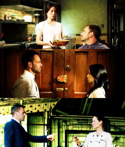 Sherlock & Joan karatasi la kupamba ukuta with a brasserie and a bistro entitled Sherlock&Joan-2x3