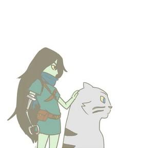 Shoko- Finn's Past Life