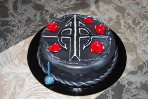 Sonata Arctica Live In Finland Cake