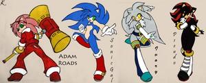 Sonic Gender Bender