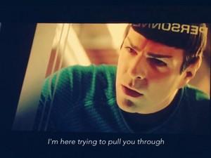 Spock & Kirk