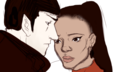 Spock and Uhura - spock-and-uhura photo