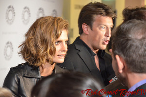 Stanathan sync at Paley Fest