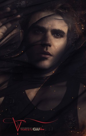 Stefan Salvatore The Vampire Diaries- Season 5