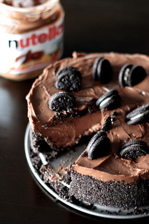 Sweet Nutella Treats