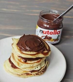 Sweet Nutella Treats