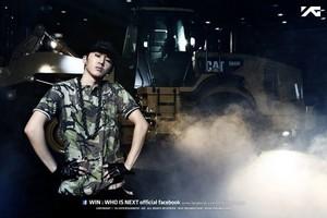 TEAM B B.I {Kim Han Bin}