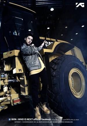 TEAM B Kim Jin Hwan