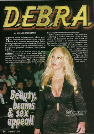 TV Wrestlers Magazine - June 1999