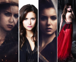 TVD Cast in season 5 promo photoshoot