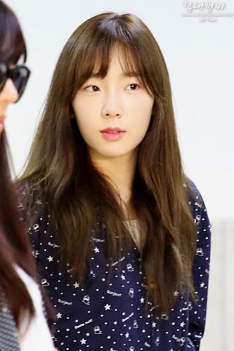 Kim Taeyeon wallpaper called Taeyeon Airport