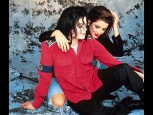 The 1994 Wedding Portrait Of Michael And Lisa Marie