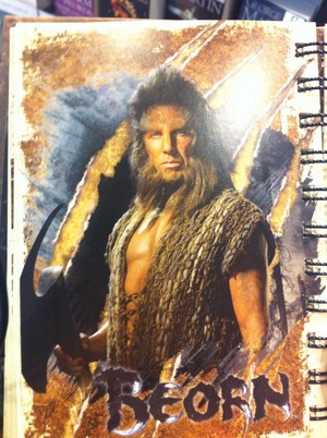 The Hobbit: First Look of Beorn