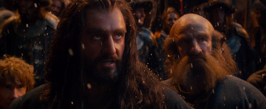 The Hobbit Smaug Trailer