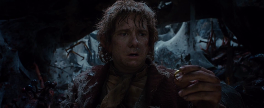 Movies The Hobbit: The Desolation of Smaug Trailer #2 Screencaps (HQ)