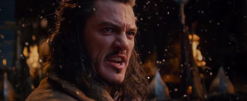 The Hobbit Movie Smaug Trailer