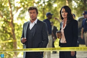The Mentalist - Episode 6.04 - Red Listed - Promotional foto