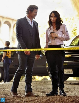 The Mentalist - Episode 6.04 - Red Listed - Promotional fotos