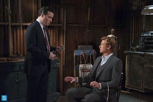 The Mentalist - Episode 6.04 - Red Listed - Promotional تصاویر