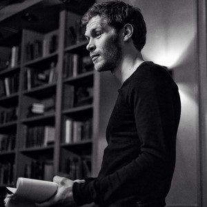 The Originals behind the scenes: Joseph morgan on first siku of rehearsals