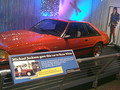 The Red Mustang Michael Gave Ryan White For His Birthday - michael-jackson photo